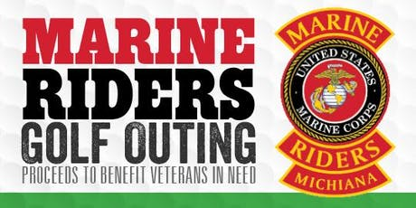 Marine Riders Golf Outing tickets
