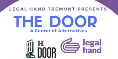 The Door Information Session - Legal Hand Tremont tickets