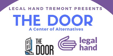 The Door Information Session - Legal Hand Tremont