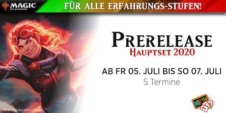 Magic: Hauptset 2020 Prerelease Tickets