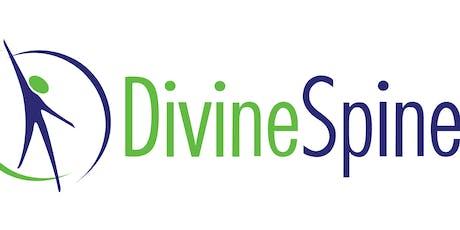 Divine Spine Stonebridge - Stress Management Workshop tickets