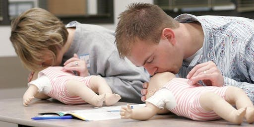 Pediatric First Aid CPR AED Workshop presented by NY Metro CPR