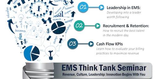 EMS Think Tank Seminar - Raleigh, NC