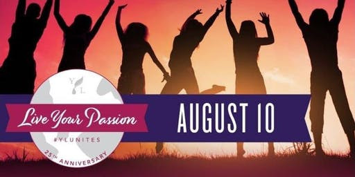 Young Living Live Your Passion Rally