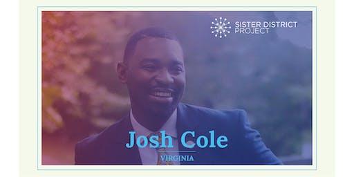 Backyard BBQ & Outdoor Movie Fundraiser for Joshua Cole