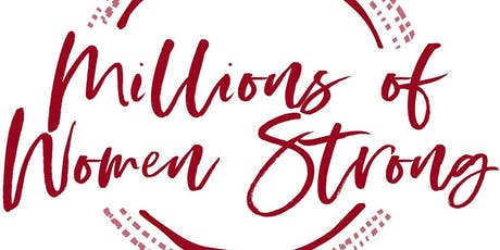 Millions of Women Strong Connect tickets