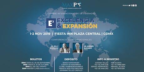 E2 - Cumbre Internacional de Liderazgo boletos