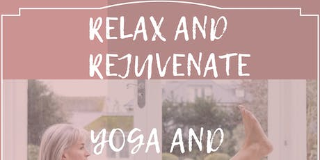 Relax and Rejuvenate tickets