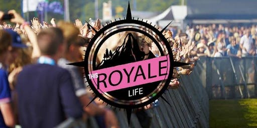 THIS ROYALE LIFE - PROMOTIONAL POPUP