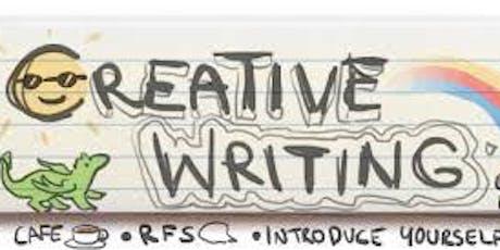 Creativewritingworkshop 9 -  12 tickets