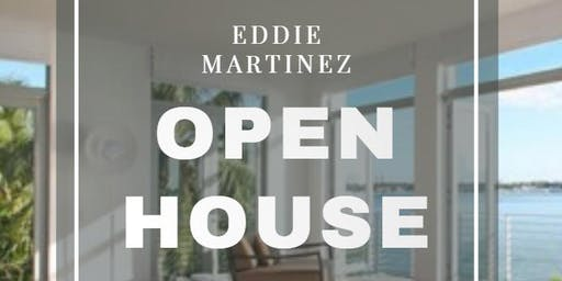 Open House Class with Eddie Martinez!