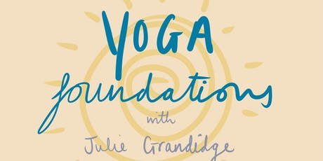Yoga Foundations tickets