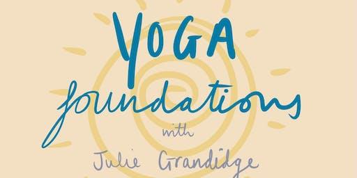 Yoga Foundations