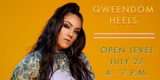 Qweendom Heels - July Edition