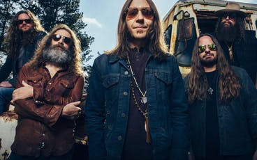 Blackberry Smoke with The Record Company tickets