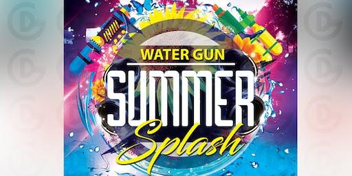 Water Gun Summer Splash!