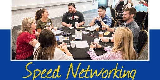 July Speed Networking Lunch at the Forum