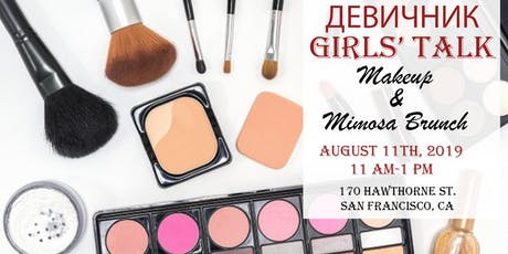 Make-up and Mimosa Brunch tickets