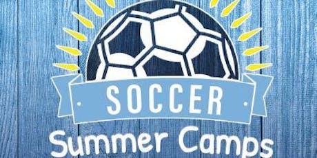 July Soccer Summer Camp - Goals Soccer Center Pomona tickets