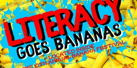 The Pop Up Book Fair at the Banana Festival  tickets