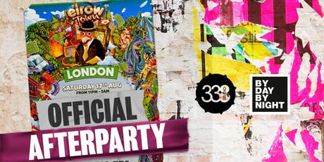 Elrow Town Official After Parties: Studio 338 tickets