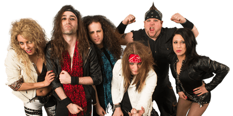 Hairbangers Ball W/ Rods and Cones tickets
