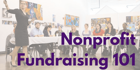 Nonprofit Fundraising 101 tickets