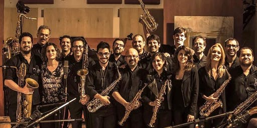 Música: Saxópatas Big Band
