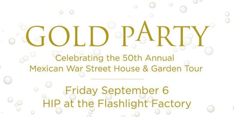 The Gold Party tickets