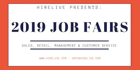 San Jose Sales Job Fair tickets