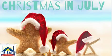 BASE Camp Christmas in July Party tickets