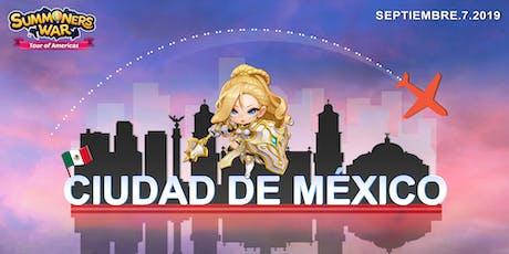 Summoners War: Tour of Americas Mexico City Meetup @ Salón Tenampa entradas