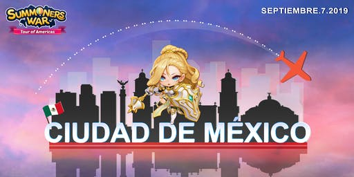 Summoners War: Tour of Americas Mexico City Meetup @ Salón Tenampa