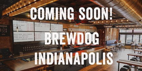 BrewDog Indianapolis: Town Hall + Tour tickets