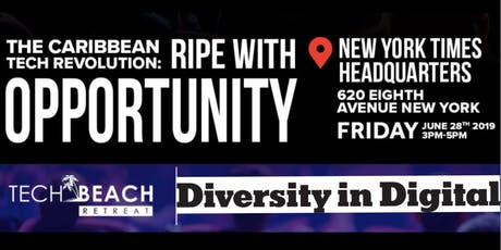 The Caribbean Tech Revolution: Ripe With Opportunity tickets
