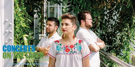Elena & Los Fulanos [Summer Concerts on the Lawn] tickets