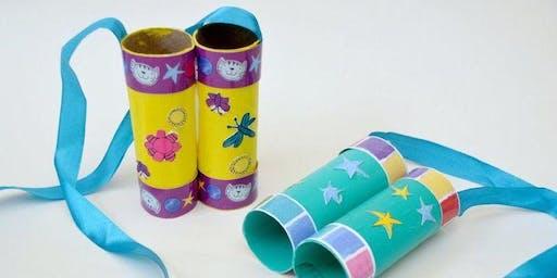 Story and Binocular Craft