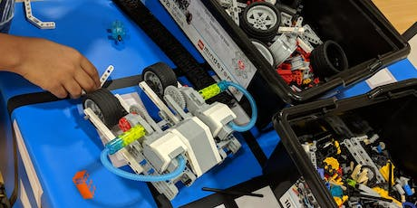 HATCH: Intro to Lego Mindstorms tickets