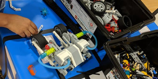 HATCH: Intro to Lego Mindstorms