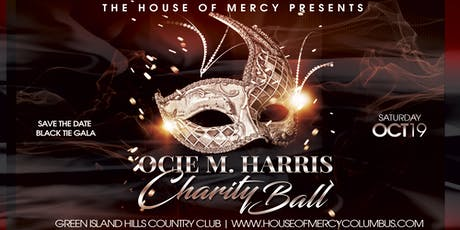 Ocie M. Harris Masked Charity Ball tickets