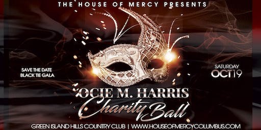 Ocie M. Harris Masked Charity Ball