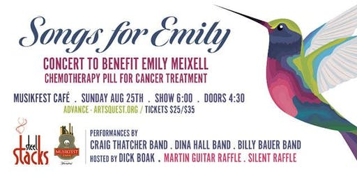 Songs For Emily – Cancer Strikes But We Rock Back