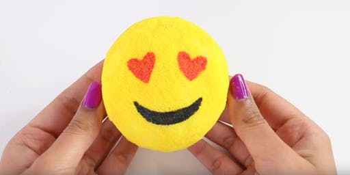 DIY Emoji Squishies