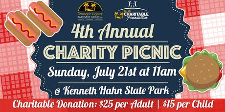 4th Annual SLIG Charitable Foundation Picnic tickets
