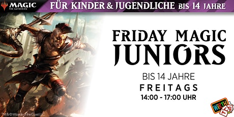Friday Magic: Juniors Tickets