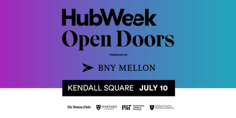 HubWeek Open Doors: Kendall Square tickets