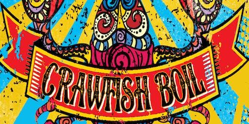 Inaugural Crawfish Boil featuring Chef Ric Orlando and Jocamo