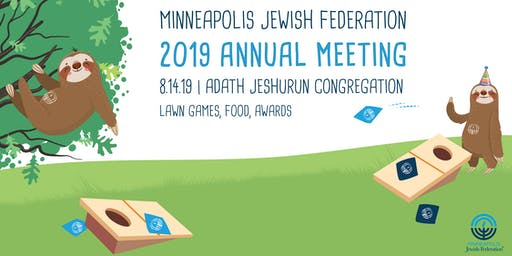 Minneapolis Jewish Federation Annual Meeting