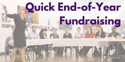 Quick End-of-Year Fundraising