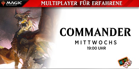 Magic: COMMANDER Tickets